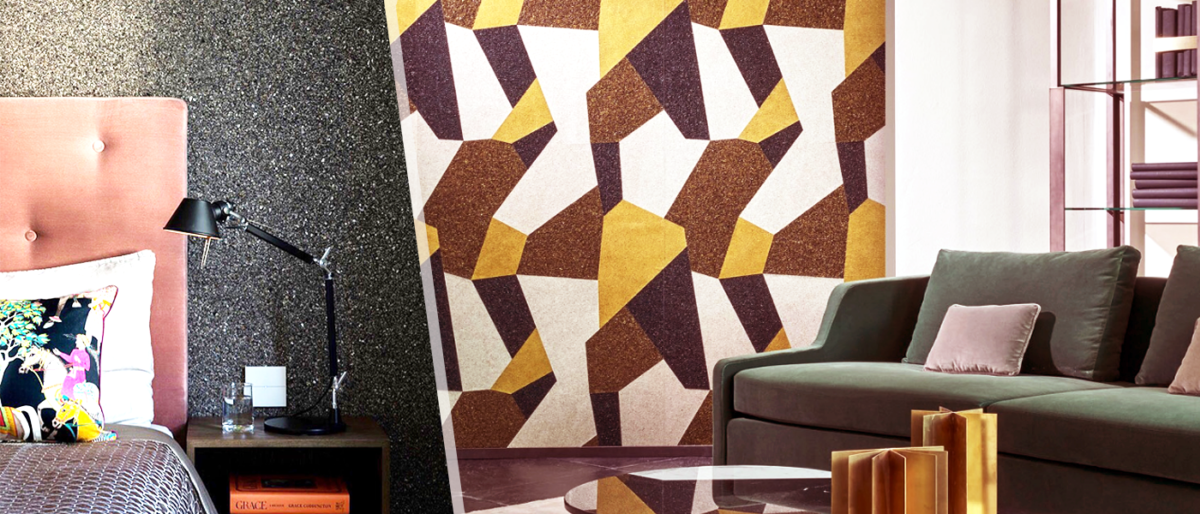 NATURAL MINERAL WALL COVERINGS